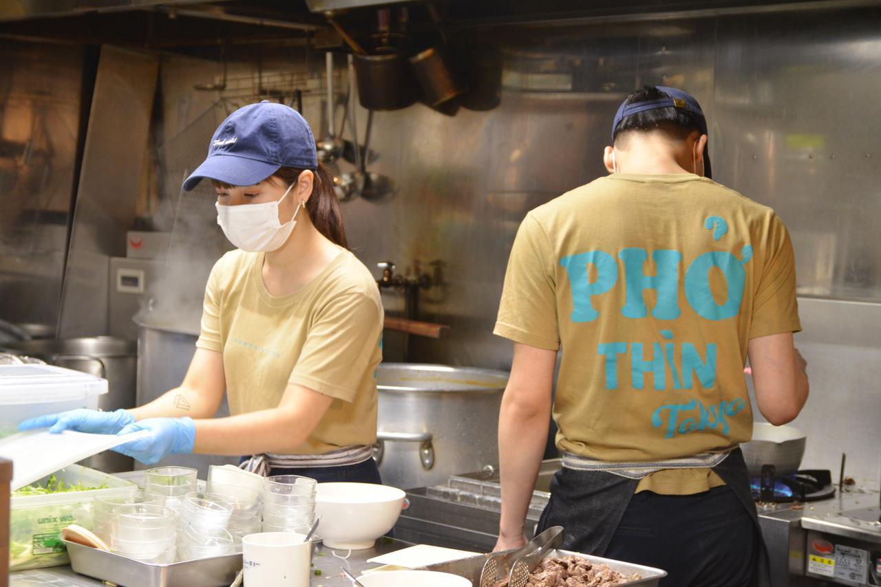 画像4: 【池袋】ベトナム屈指の人気店唯一の支店「Pho Thin TOKYO」
