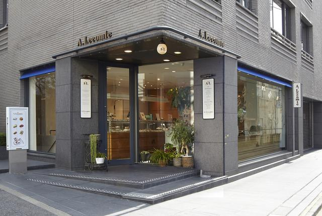 画像1: 東京でアニョー・パスカルを食べることができるお店: ルコント