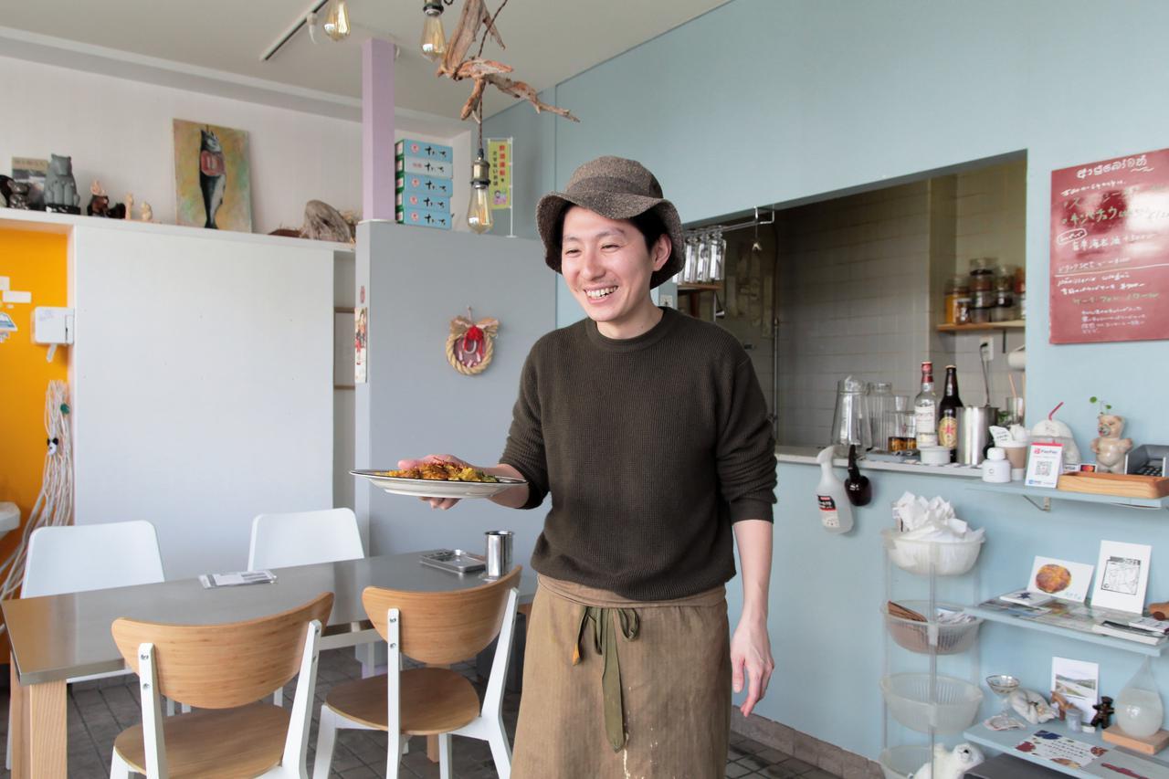 画像3: 白草社を営む乾亮太さんインタビュー