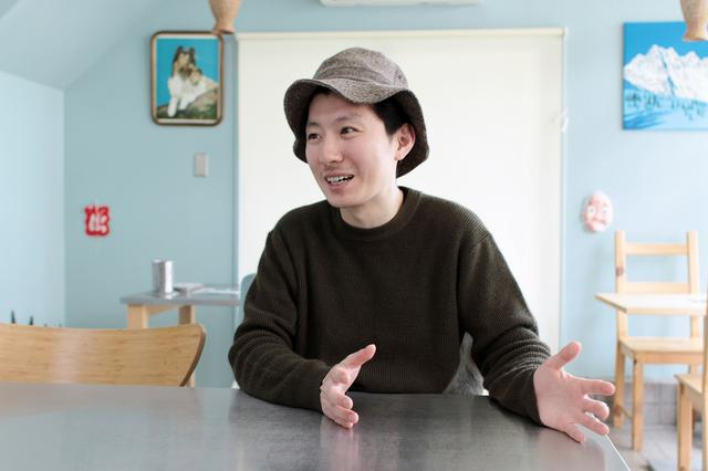 画像1: 白草社を営む乾亮太さんインタビュー