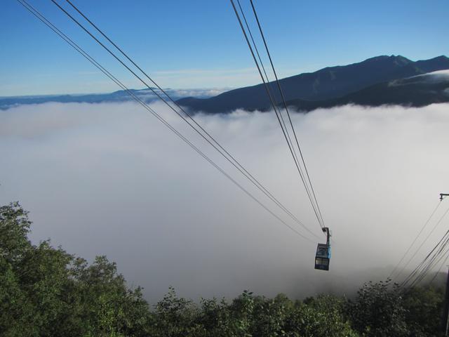 画像2: 6:00 ダイナミックな雲海も。黒岳「おはようロープウェイ」で幻想的な朝陽を見る
