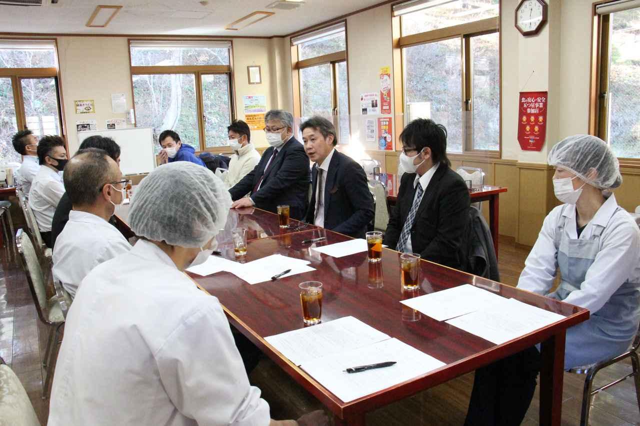 画像5: 秋田県・美郷町で美食の旅。JALシェフ監修グルメ開発の舞台裏