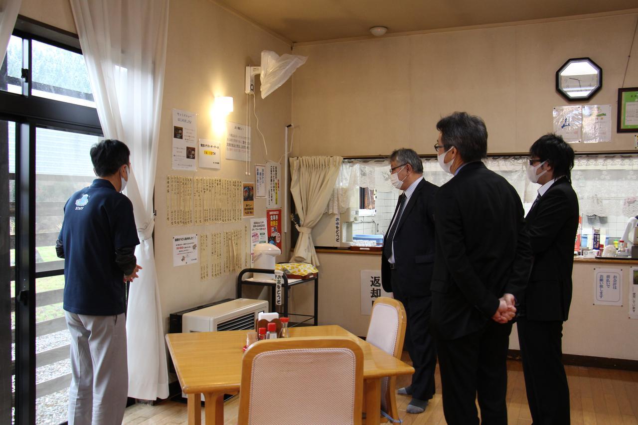 画像4: 秋田県・美郷町で美食の旅。JALシェフ監修グルメ開発の舞台裏