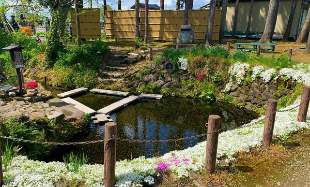 画像: 春は126カ所の清水巡り(写真は御台所清水)
