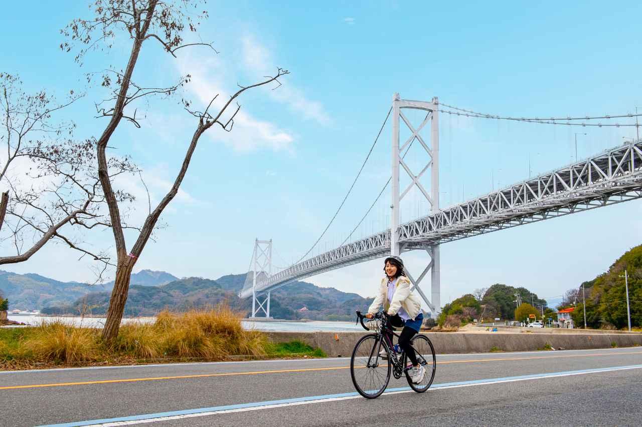 画像1: 尾道スタートのよりみちサイクリング。しまなみ海道1泊2日よくばり旅(後編)