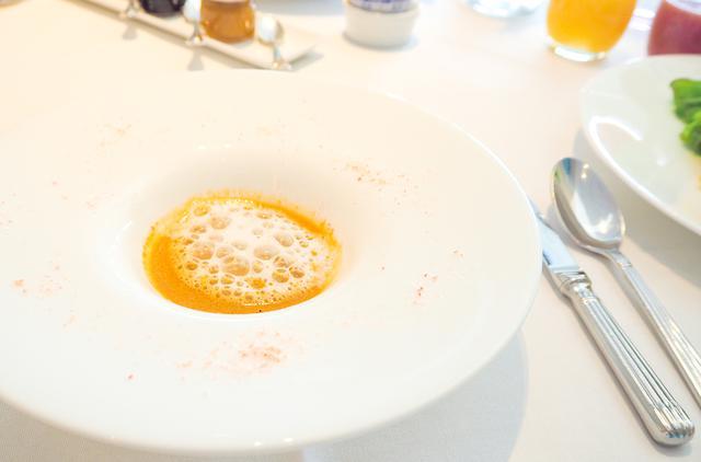 画像4: 幸せな1日を予感させる、美しく優雅な朝食