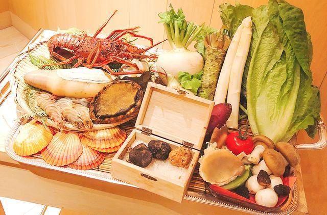 画像2: 志摩の恵みを詰め込んだ、美食フルコースに舌鼓!
