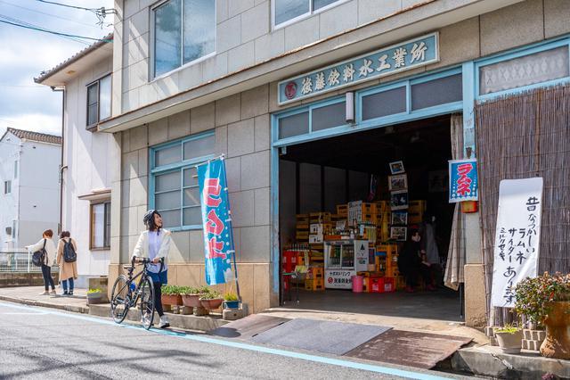 画像1: ここでしか飲めない、昭和レトロなご当地サイダーを