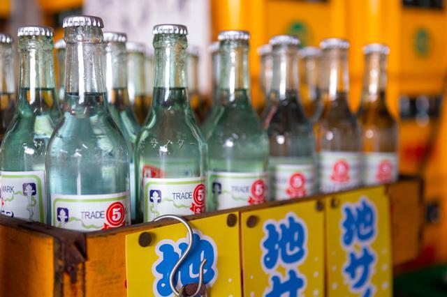 画像2: ここでしか飲めない、昭和レトロなご当地サイダーを