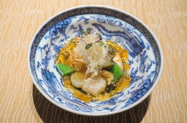 画像4: 志摩の恵みを詰め込んだ、美食フルコースに舌鼓!