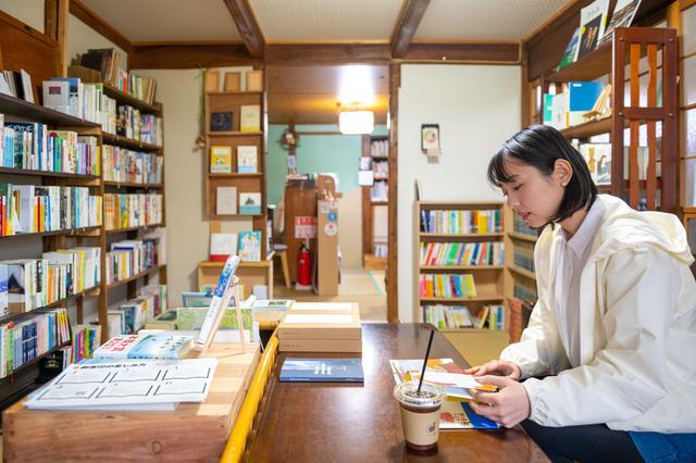 画像5: 時間を忘れて寛げる、心和む自家焙煎珈琲と本の店