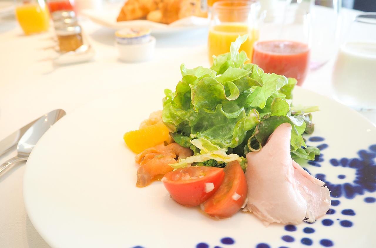 画像3: 幸せな1日を予感させる、美しく優雅な朝食