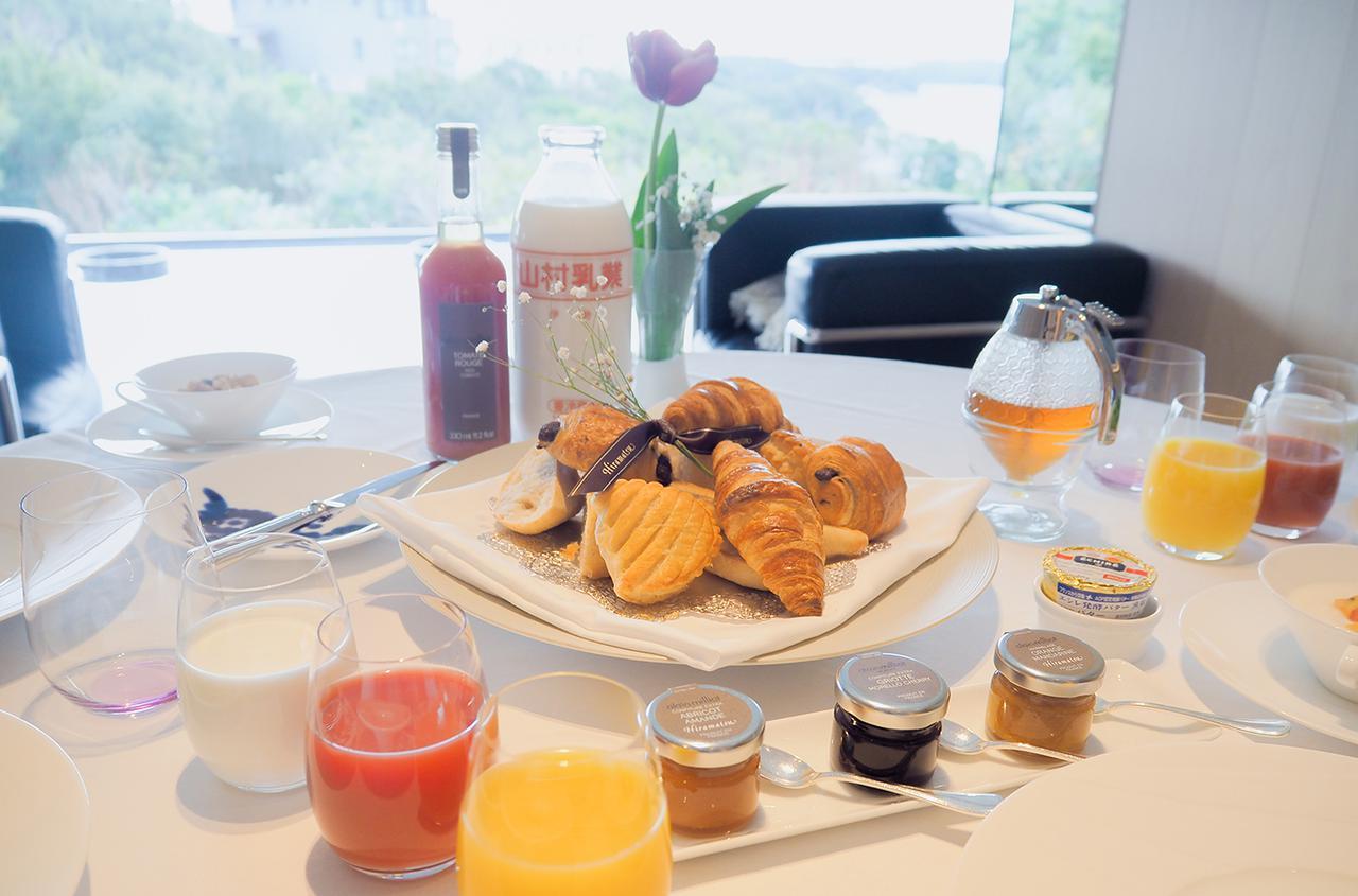 画像2: 幸せな1日を予感させる、美しく優雅な朝食