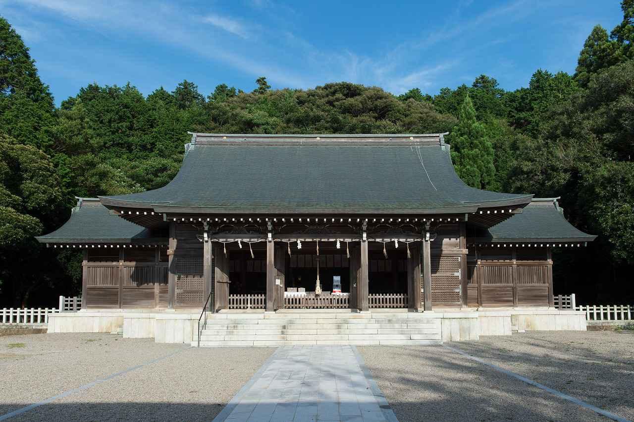画像1: 【島前】隠岐神社