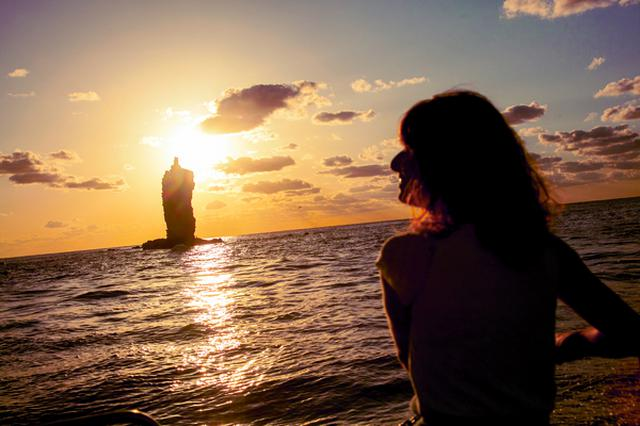 画像4: 島根・隠岐諸島でパワースポットを巡る。神々の歴史と雄大な自然に触れる島旅