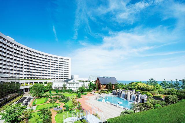 画像2: リゾートで過ごしたバカンスを思い出す|シェラトン・グランデ・トーキョーベイ・ホテル