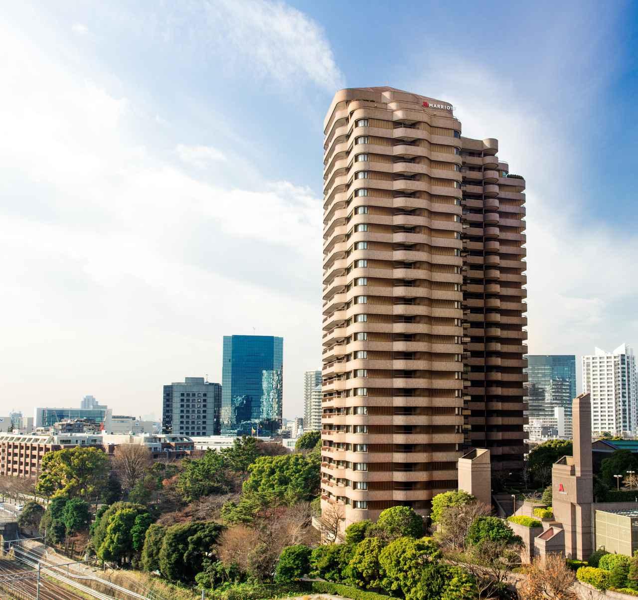 画像2: 旅先での疲れを癒してくれるアロマに包まれる|東京マリオットホテル
