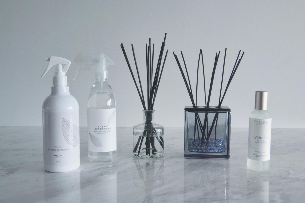 画像1: 優しい香りで旅行中のリラックスタイムに導く|ウェスティンホテル東京