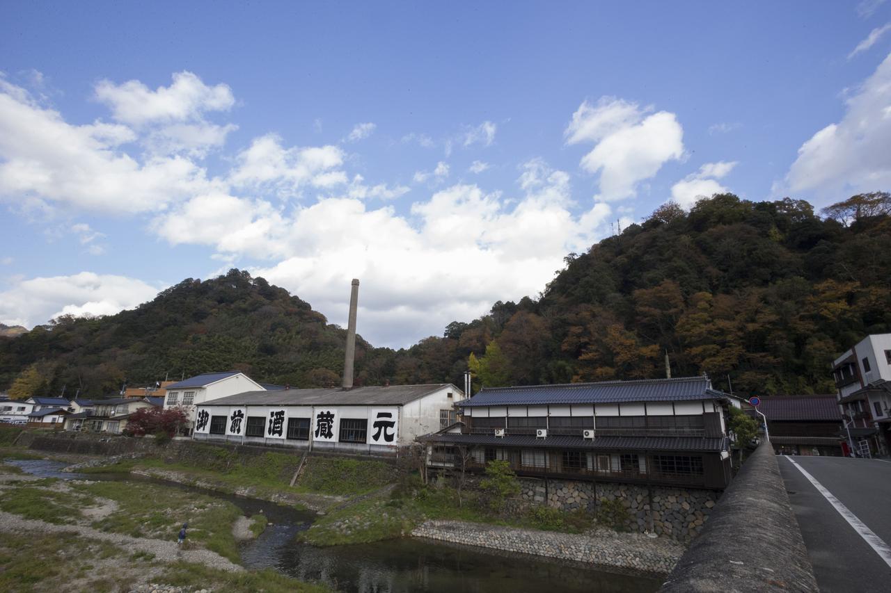画像: 情緒溢れる宿場町で、勝山のお殿様も楽しんだ日本酒を堪能