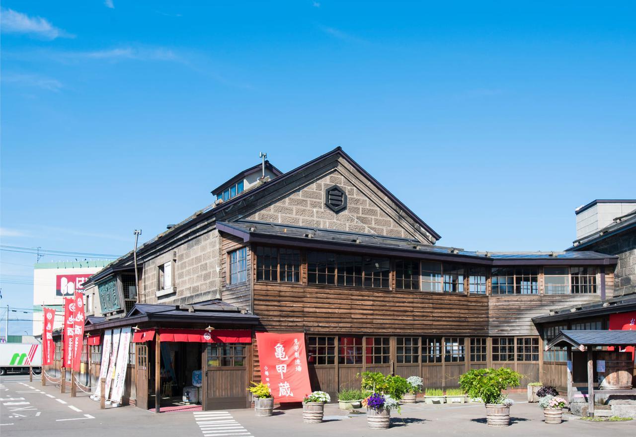 画像1: お土産にも最適。小樽でしか買えない酒「宝川」|田中酒造【北海道小樽市】