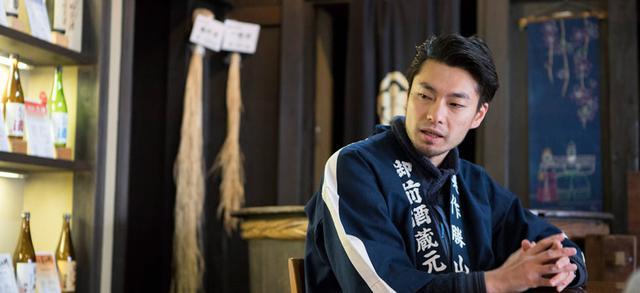画像2: 日本最古の酒米・雄町を守り抜く岡山の酒蔵というプライド|辻本店【岡山県真庭市】