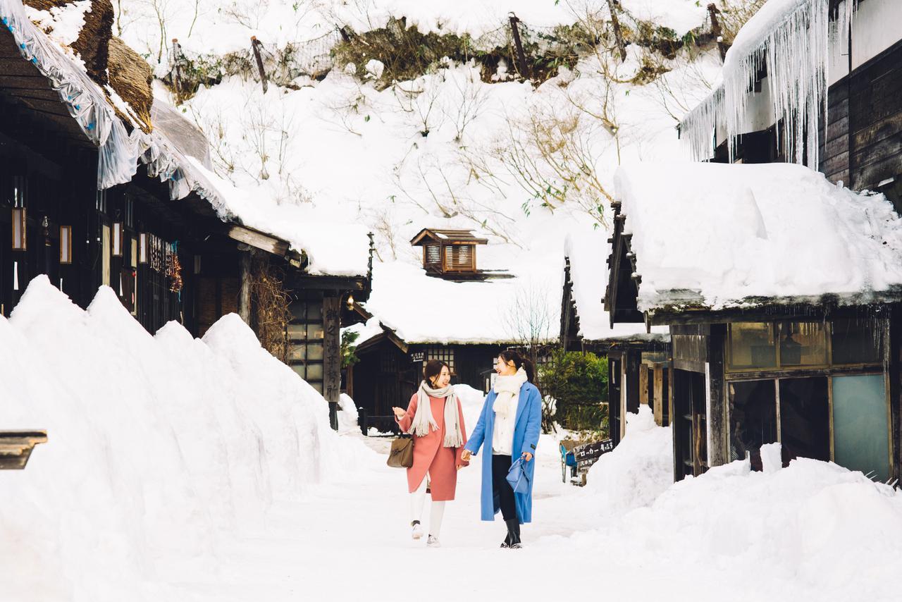 画像: 雪国で心も身体も温まる。冬の秋田で「ほっ」とするリラックス旅