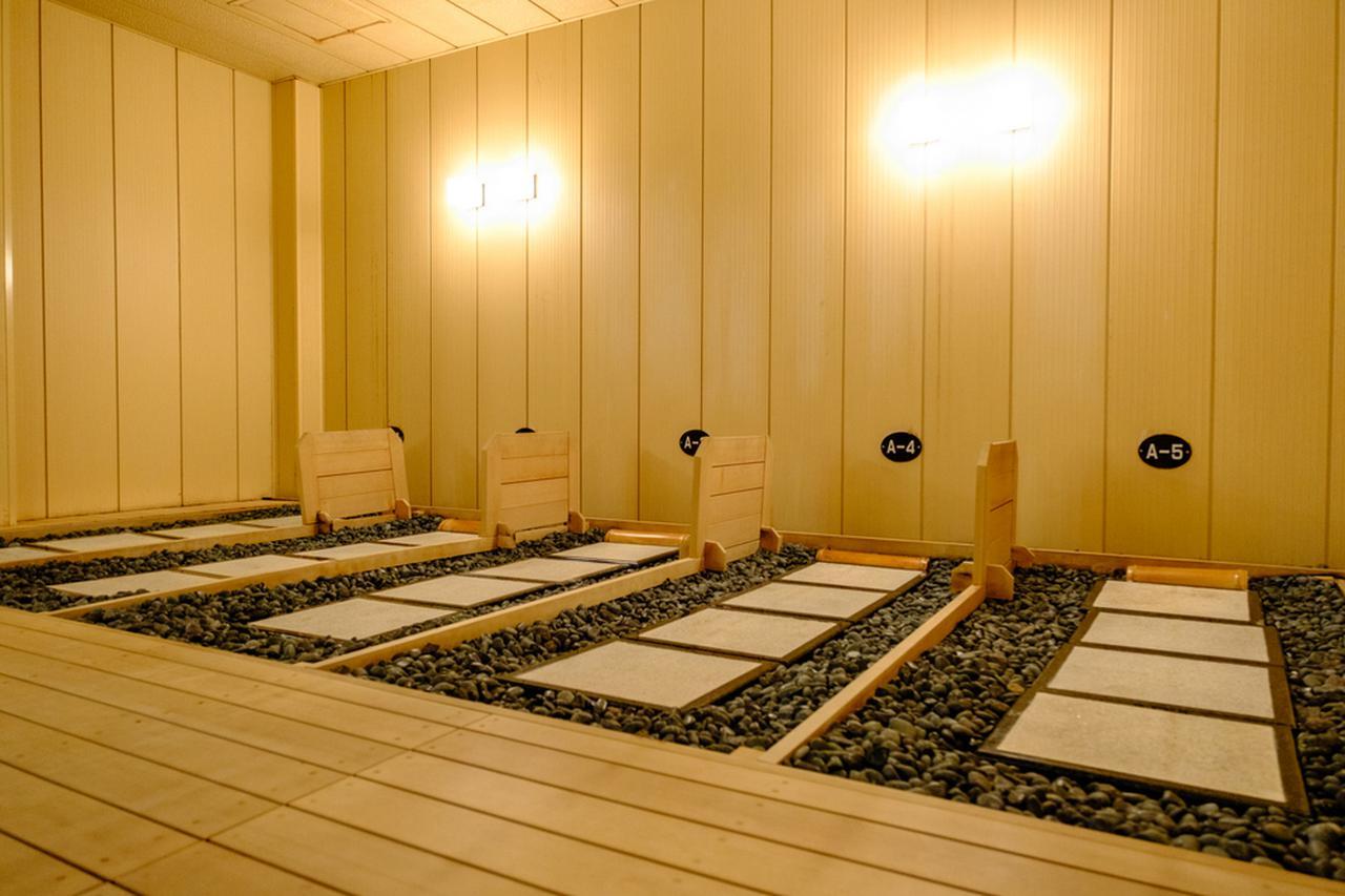 画像: 棟続きにある「ホテルプラザアネックス横手」では日帰り貸切風呂や岩盤浴施設が利用可能。