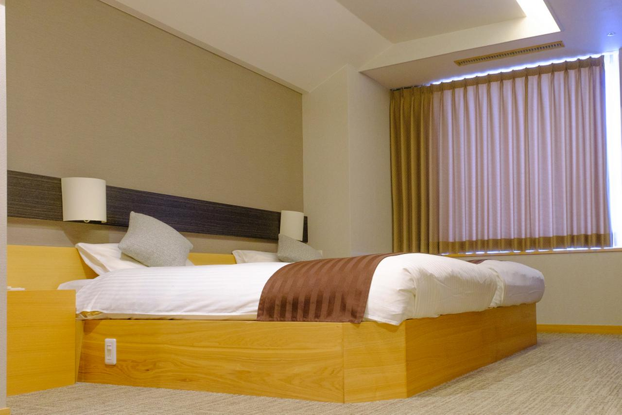 画像: 横手駅前プラザグループには、宿泊&日帰り温泉施設があります。