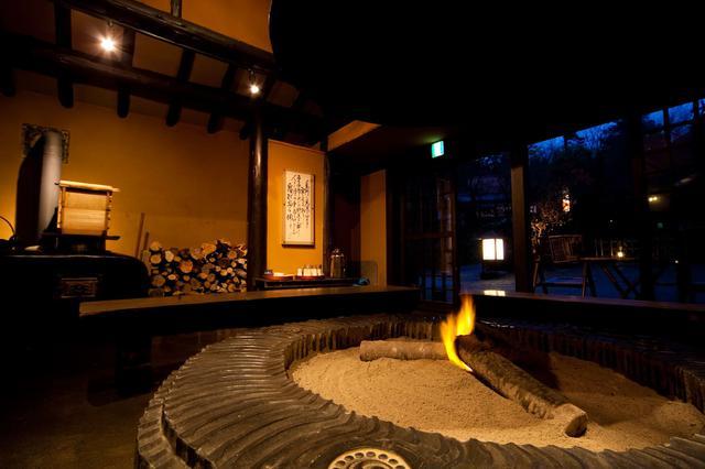 画像2: 【大分】名峰のふもとで美肌の湯と京和食を愛でる「湯布院ほてい屋」