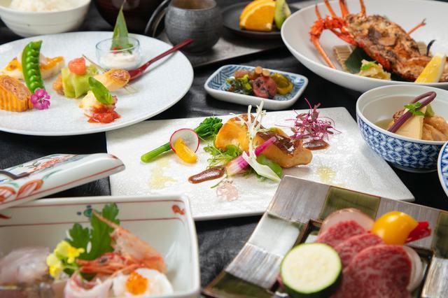 画像3: 【大分】名峰のふもとで美肌の湯と京和食を愛でる「湯布院ほてい屋」