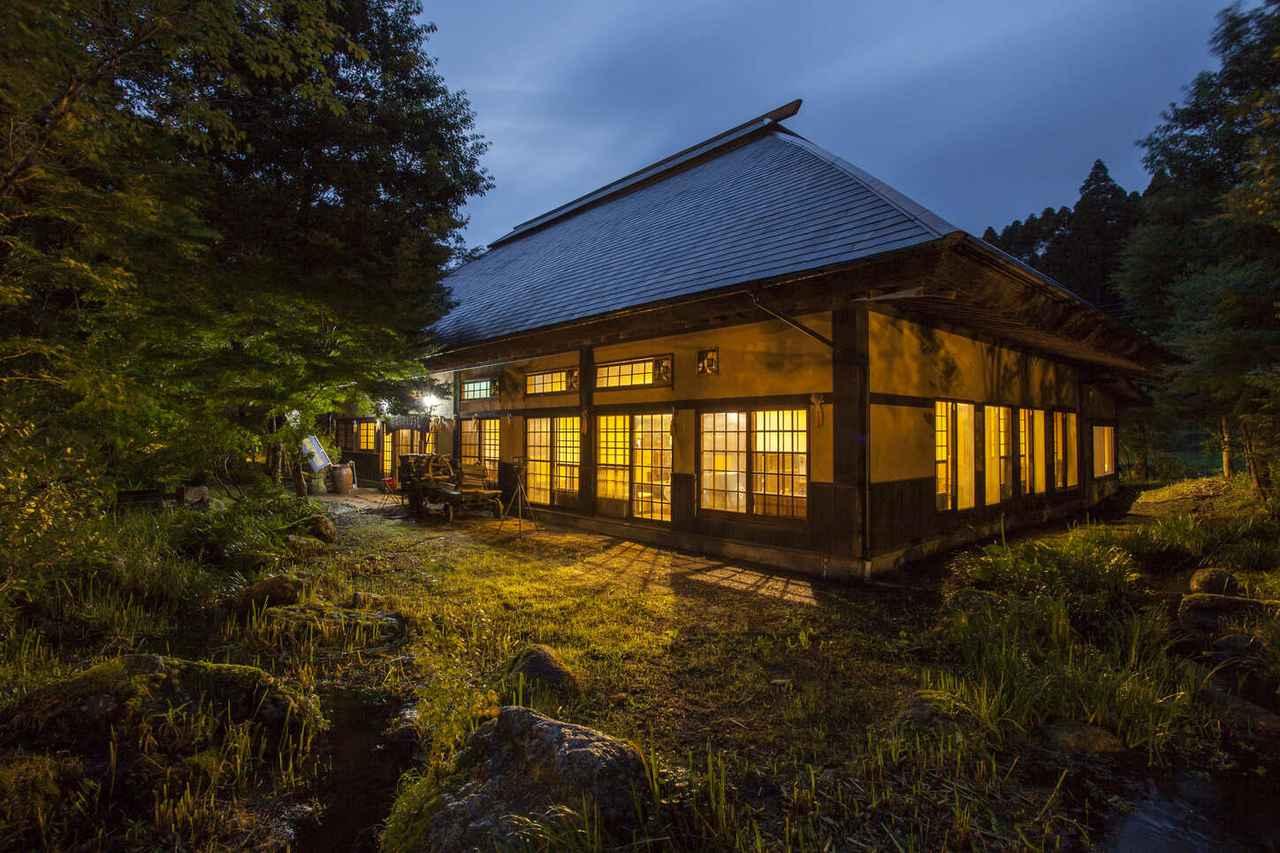 画像1: 【熊本】五右衛門風呂や美食を満喫できる「阿蘇乃やまぼうし」