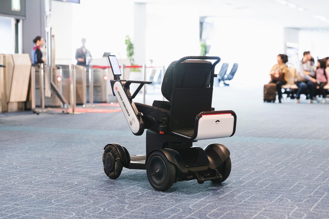 画像4: 空港では完全タッチレスのご搭乗体験を実現