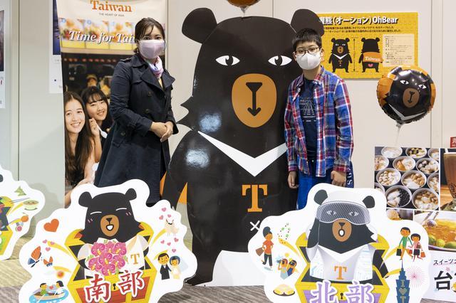画像4: 台湾気分に浸れる展示やイベントの数々