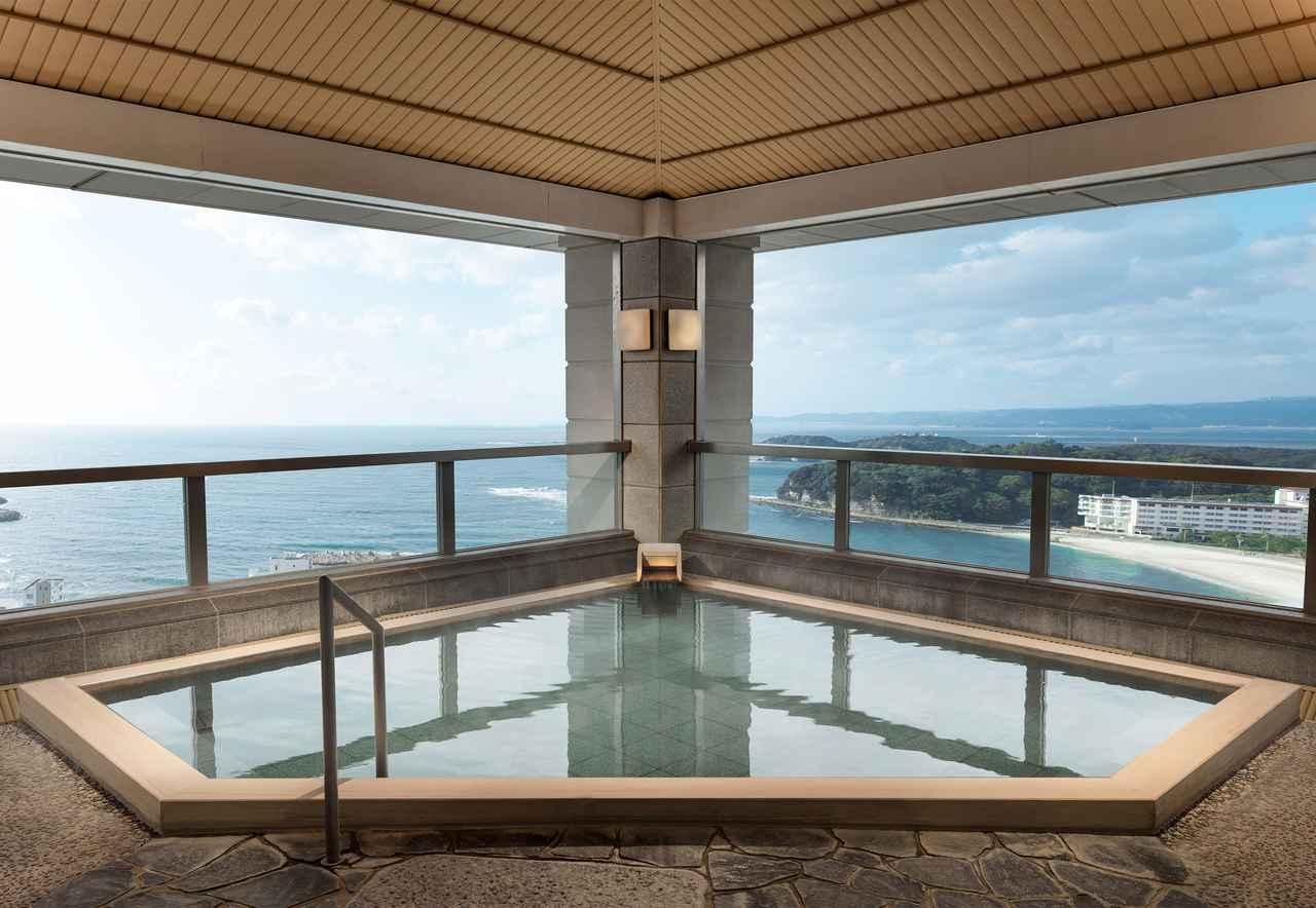 画像: 太平洋の絶景を堪能できる温泉