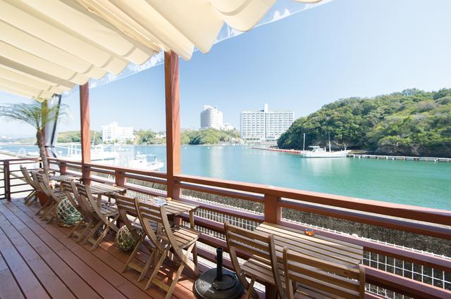 画像: 休憩にはここでしか味わえない「Kagerou Café」の生かげろうを