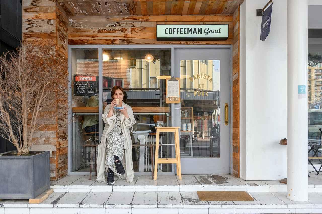画像1: 優しいコーヒーとともに、旅の1日を振り返る|COFFEEMAN good