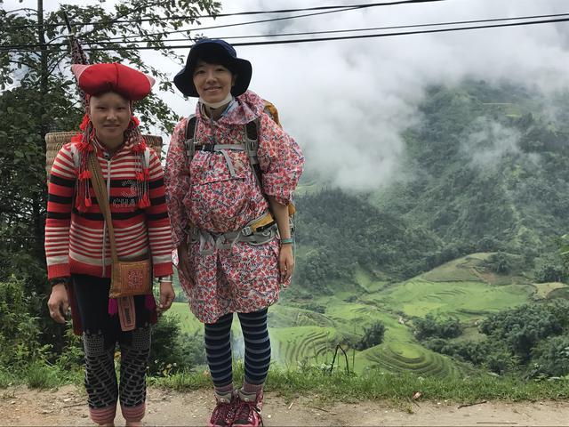 画像: ベトナム・サパでの出会い