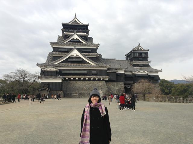 画像: 熊本へは1人で