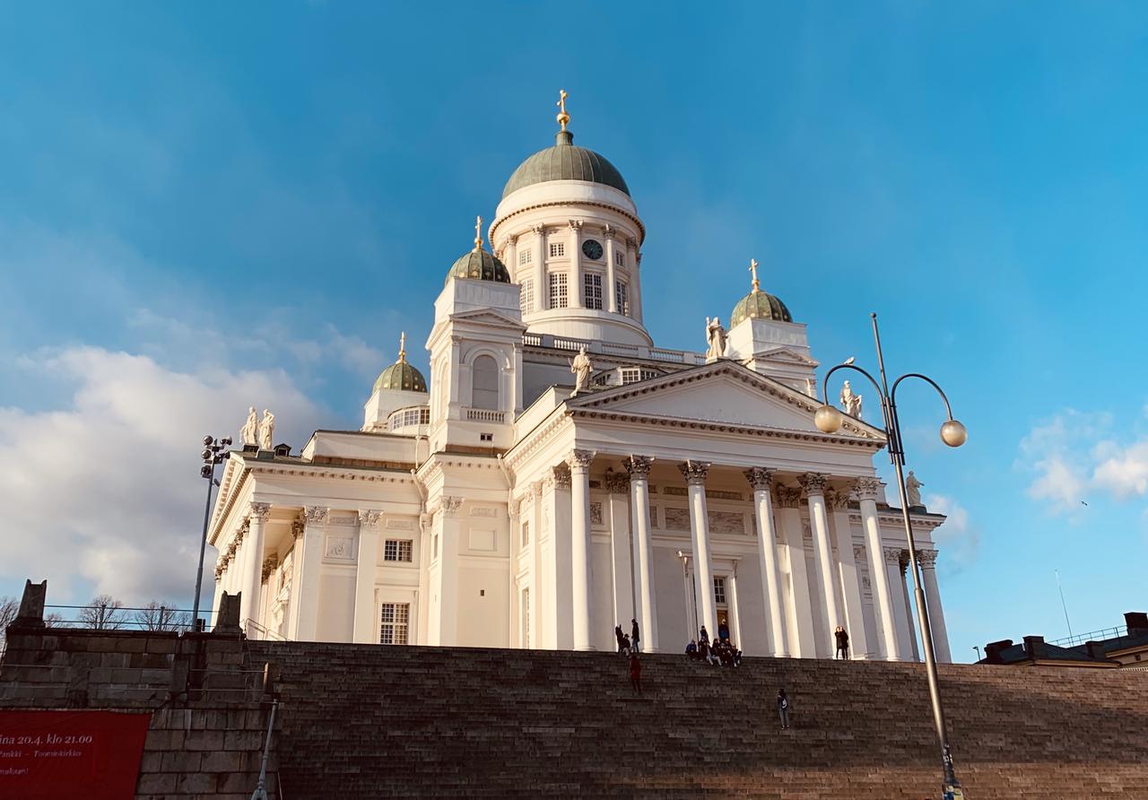 画像: プロサウナー秋山大輔さんおすすめ。フィンランド・ヘルシンキのサウナ旅