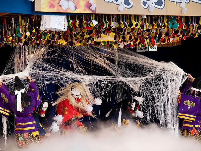 画像3: 迫力満点のエンターテインメント!?―広島 安芸高田市で神楽の魅力に触れる旅