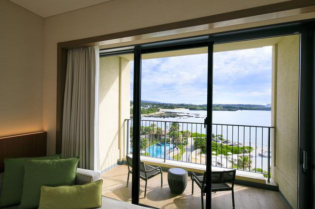 画像2: ハワイを感じる旅のポイント④ 南国の風を感じるインルームモーニング