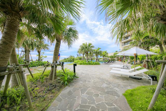 画像3: ハワイを感じる旅のポイント② 美しい海に囲まれた広大なリゾート
