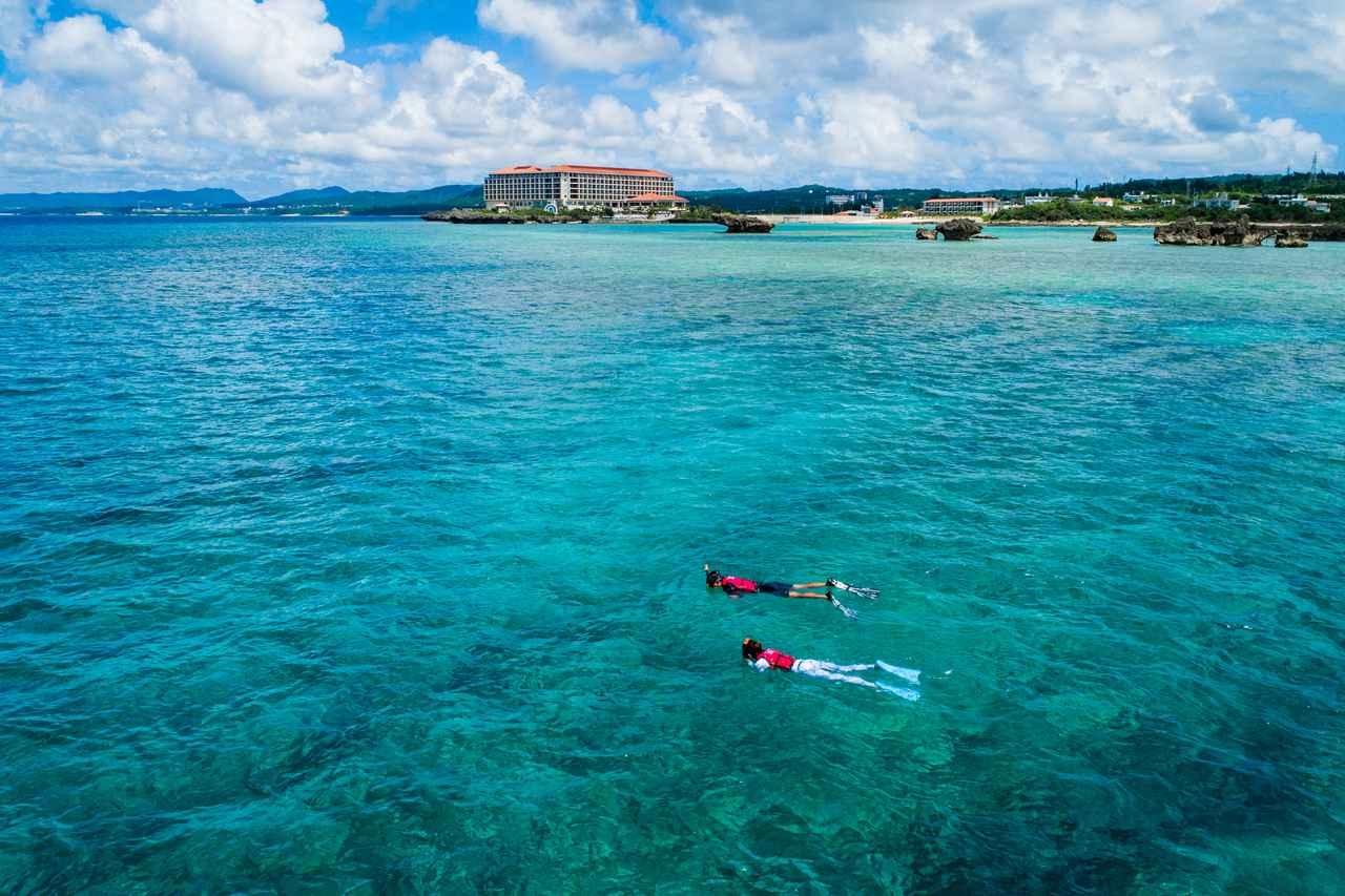 画像2: ハワイを感じる旅のポイント⑤ マリンアクティビティと、ゴージャスなプールの数々