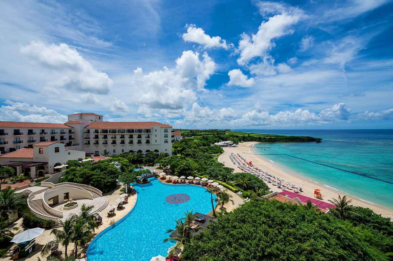 """画像: 美しい海を望む""""別荘""""で過ごす別世界の日常。「ホテル日航アリビラ」"""
