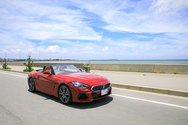 画像2: ハワイを感じる旅のポイント① オープンカーで海岸線ドライブ