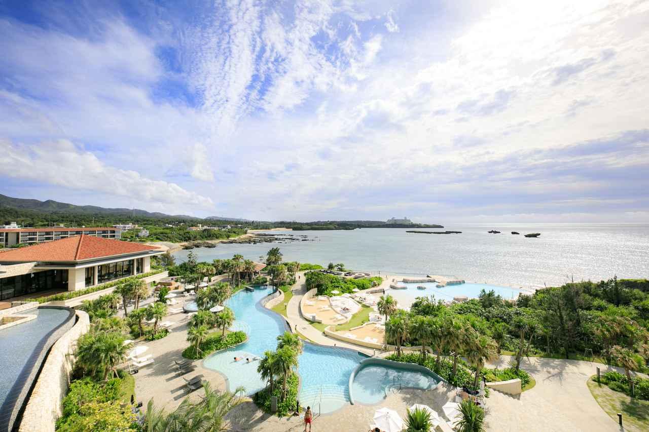 画像1: ハワイを感じる旅のポイント⑤ マリンアクティビティと、ゴージャスなプールの数々