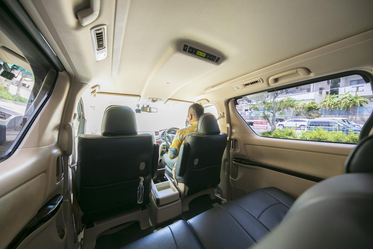 画像2: ハワイを感じる旅のポイント① 那覇空港―ホテル間の移動はすべてハイヤー