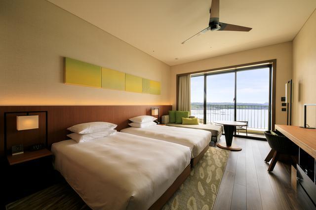 画像4: ハワイを感じる旅のポイント② 美しい海に囲まれた広大なリゾート