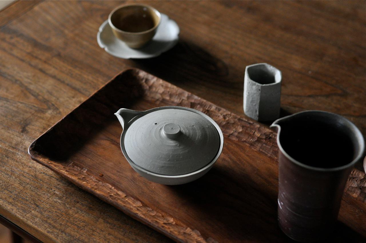 画像2: 【岡山・備前焼】現代の暮らしに寄り添う意匠と機能美「森本 仁」