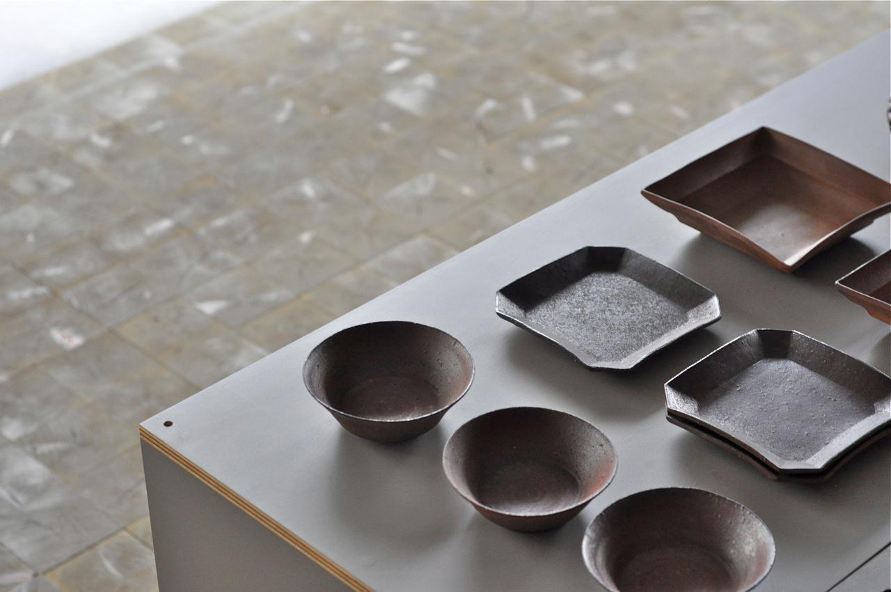 画像3: 【岡山・備前焼】現代の暮らしに寄り添う意匠と機能美「森本 仁」